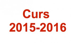 Curs 2015-2016
