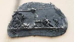Placa herois 1811