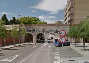 Aqueducte vell GoggleMaps