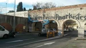 Aqueducte vell- reparacions