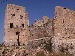 Vallmoll Castillo (Vista Exterior)