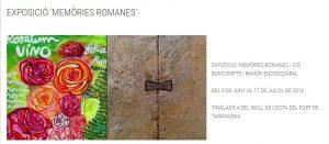 Memorias romanas expo