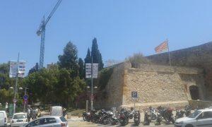 Obres de la muralla